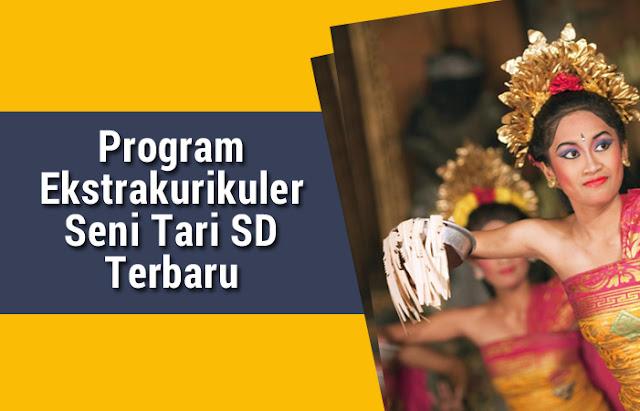 Program Ekstrakurikuler Seni Tari SD