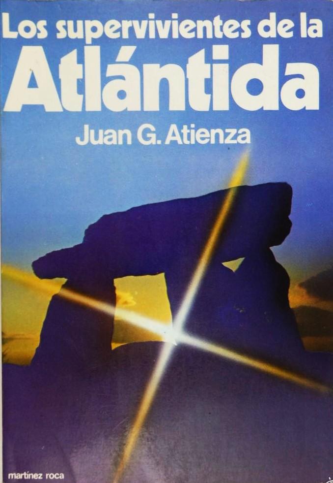 Los supervivientes de la Atlántida de Juan G. Atienza