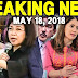 BREAKING NEWS TODAY MAY 18 2018 PRES DUTERTE l SERENO l SEN SOTTO l DOT SEC PUYAT l CESAR MONTANO!