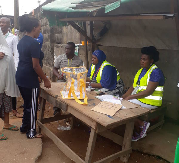 Voting Commences In Lagos By-Election