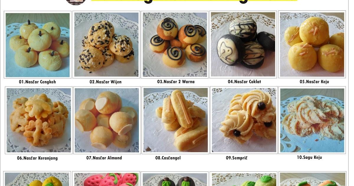 Katalog Kue Kering Lezzata 2016 Lezzata Bakery
