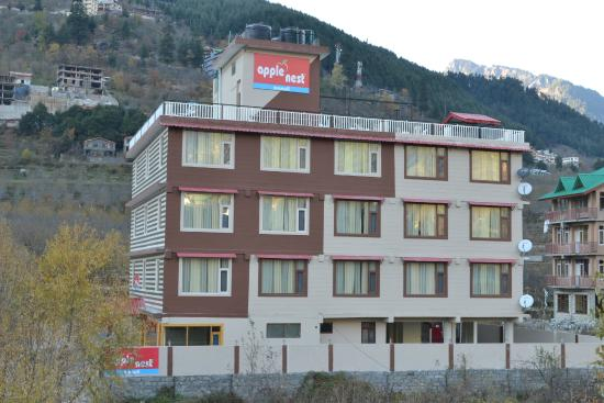 Hotel Apple Nest Manali, Himachal Pradesh provides you a memorable stay.