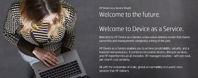 @HP_S_Africa Offers Device as a Service #DaaS Simplifying PC Lifecycle Management
