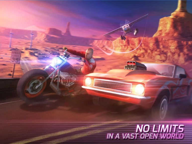 Gangstar Vegas APK+OBB [Data]