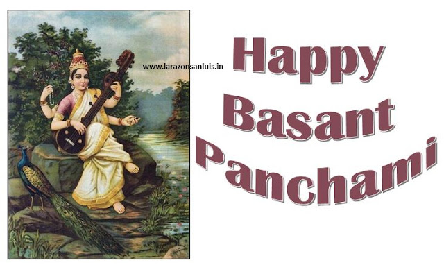 happy vasant panchami images