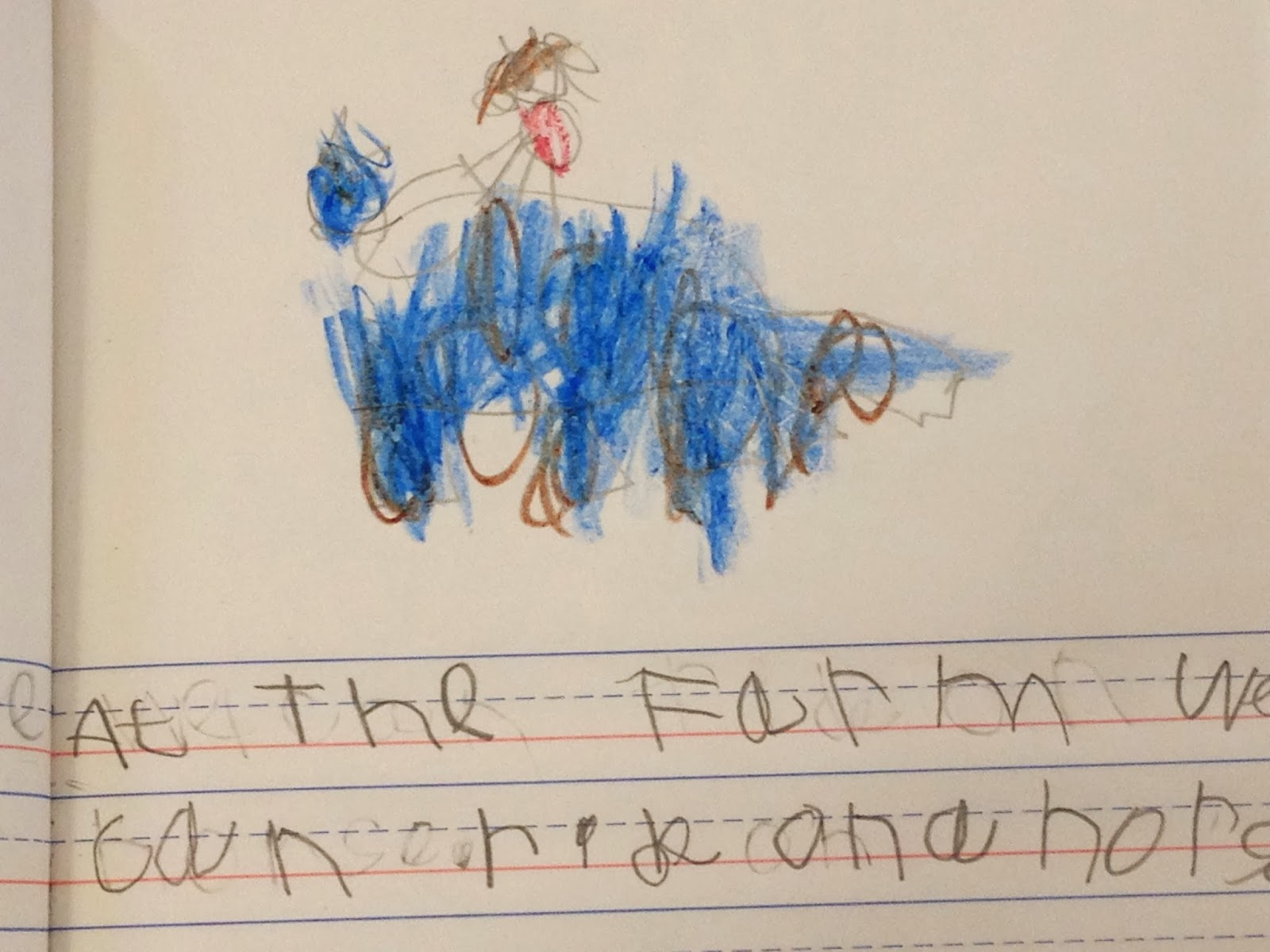 Time 4 Kindergarten Writing With Thinking Maps