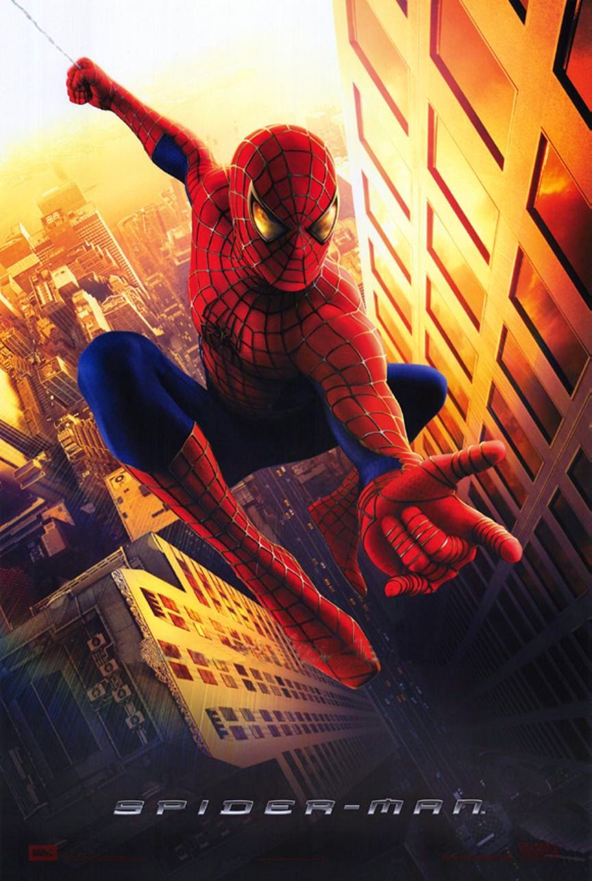 the movie symposium: spider-man (2002)