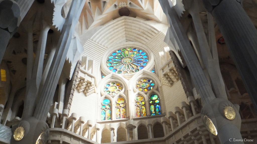 The Sagrada Familia Barcelona Travelthursdays