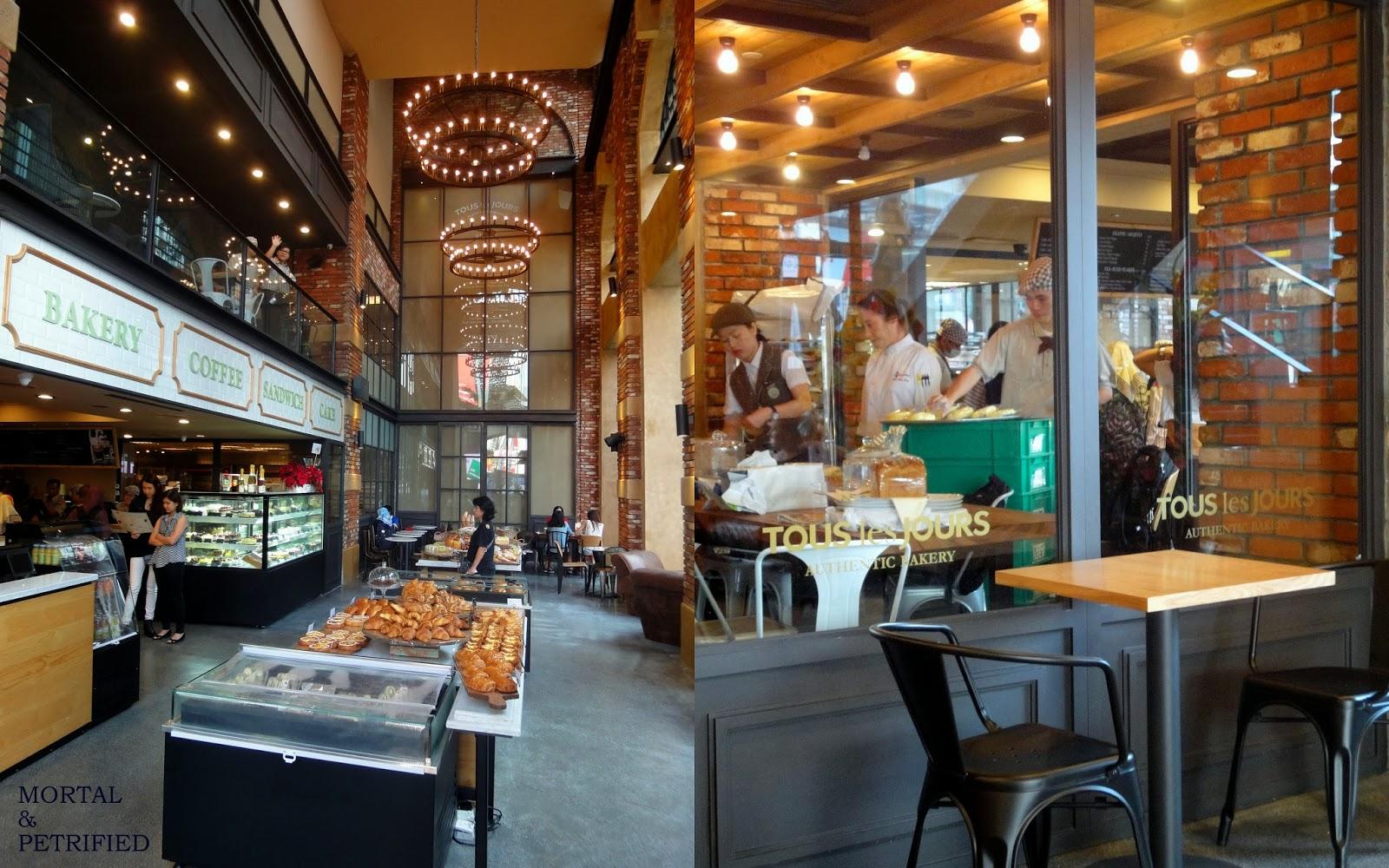 The Café: #4 Tous Les Jours (Bukit Bintang)