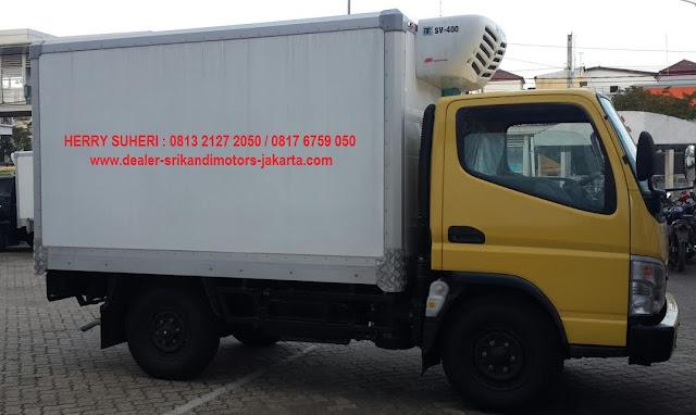 mobil box pendingin - colt diesel engkel - colt diesel double - 2019