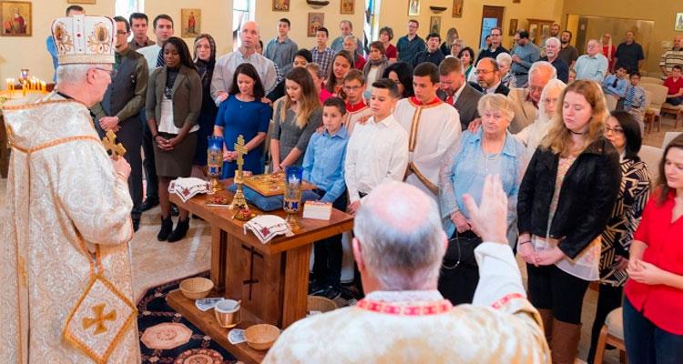 Joshua Mangels e um grupo de fiéis desligaram-se da Igreja Assembleia de Deus