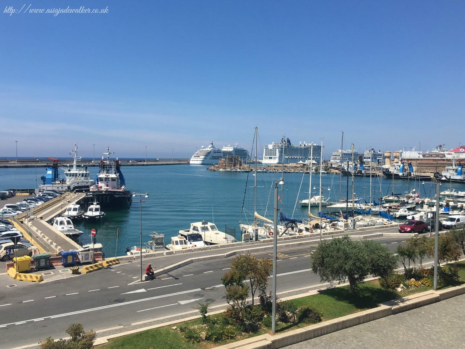 My Mediterranean Holiday 2017   Day 6: Civitavecchia (Italy)