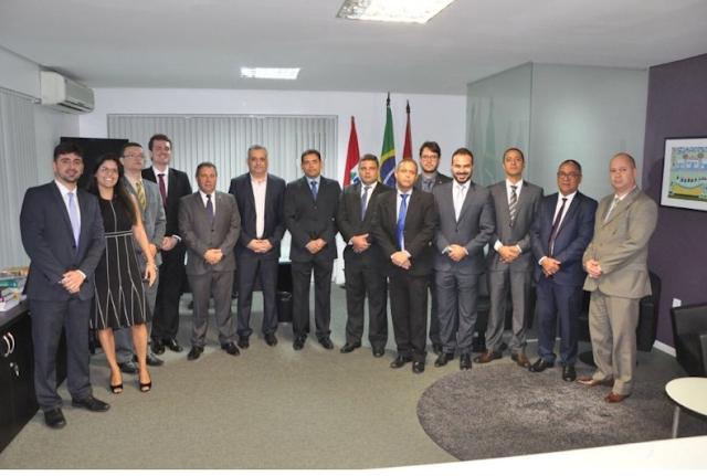 Batalha, Mata Grande, Olho D'Água das Flores, Piranhas, Santana do Ipanema e mais  oito cidades alagoana recebem novos promotores