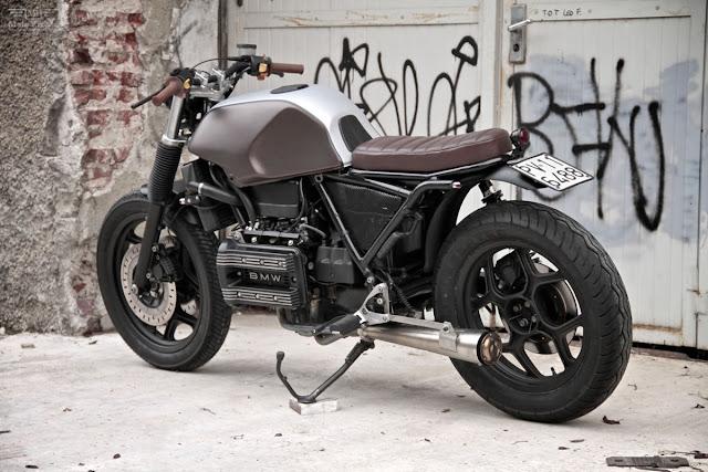 Moto Guzzi Daytona Exhaust sound