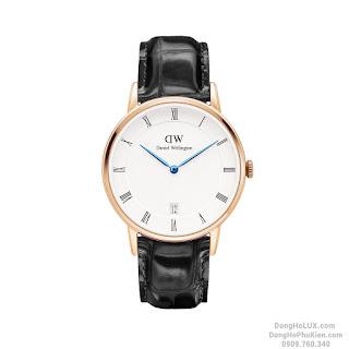 Đồng hồ Daniel Wellington Dapper Reading 34mm DW00100118 chính hãng