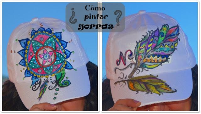 Cómo personalizar tu gorra de manera muy sencilla