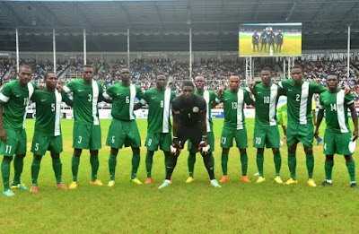 THE BOYS ARE GOOD TO GO!  NIGERIA U23 DEFEAT WASTEFUL BRAZIL U23 AT THEIR BACKYARD... CHECK THE SCORES