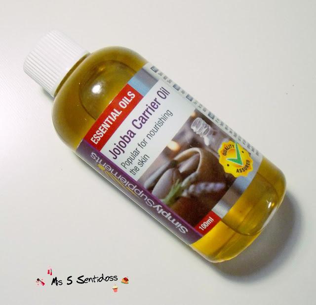aceite esencial de jojoba