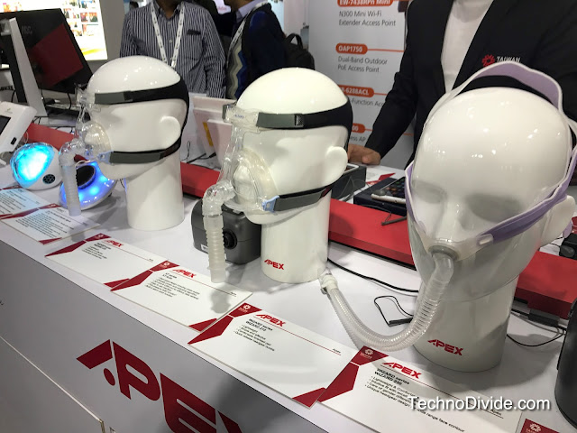 Taiwan Excellence showcases best in class technology products at Convergence India 2017