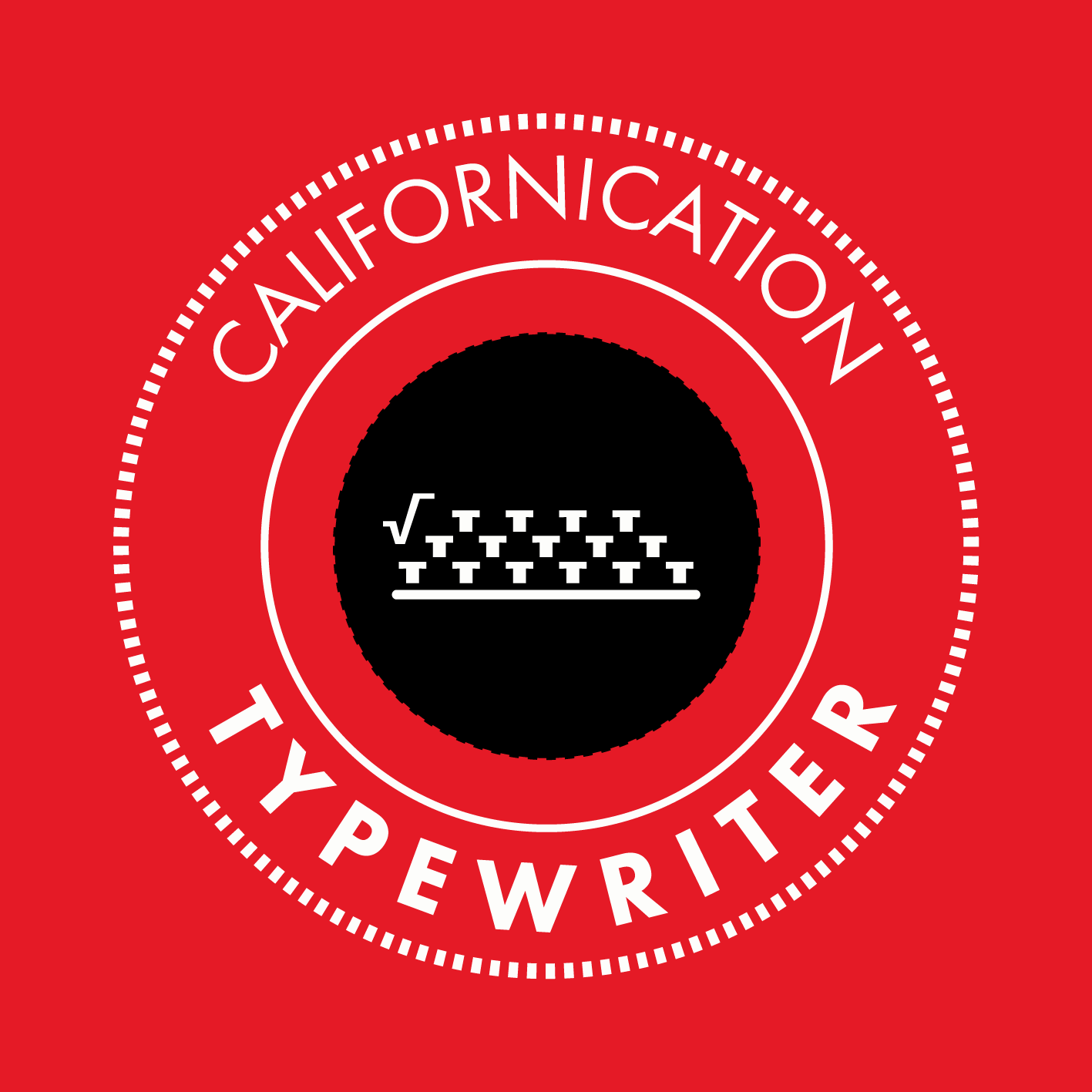 Blog de Californication Typewriter