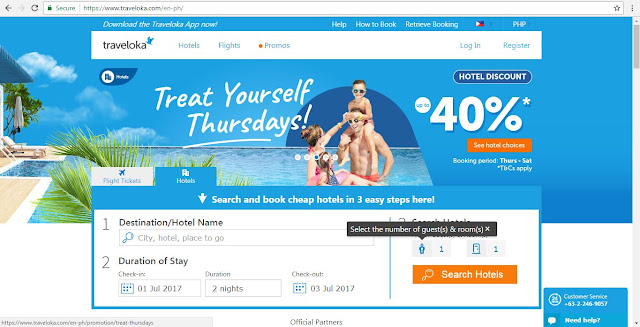 Traveloka App Booking Cheap Flights Philippines