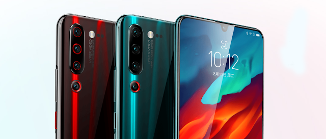Lenovo Z6 Pro With Snapdragon 855 Soc,Quad Camera Setup Launched,See Pricing & Specifications
