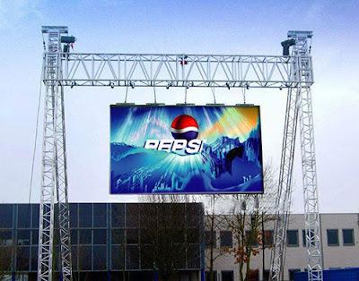 Thi công màn hình led p3 ngoài trời tại Bến Tre