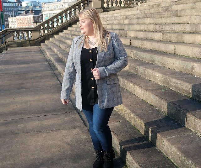 Danielle Levy, Simply Be, More Than Our Bodies, #morethanourbodies, the curve fashion festival, plus sized fashion, plus size blogger, Liverpool blogger, fashion blogger,