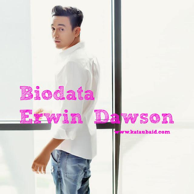 Biodata Erwin Dawson Pelakon Drama Miss Kapten Cikgu Waiz