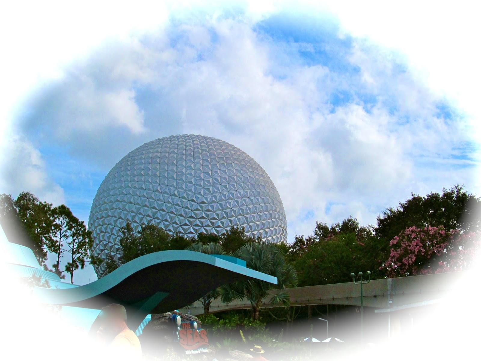 Epcot at the Walt Disney World Resort - Orlando, FL - Ouroutdoortravels.blogspot.com