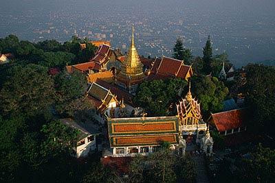 Hvor skal man rejse hen i Thailand som ældre par