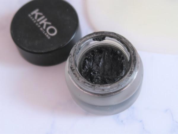 Lasting Gel Eyeliner Kiko