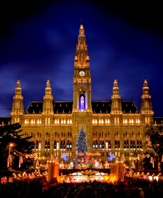 Best Christmas Markets Vienna, Austria