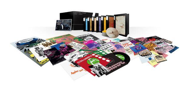 PINK FLOYD: Νέο box set τον Νοέμβριο με 27 CD/DVD/Blu-ray και πολλά ακυκλοφόρητα