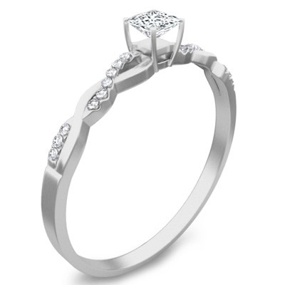 Wedding Engagement Ring Cheap