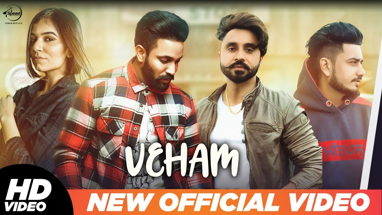 Veham Lyrics: Veham is new punjabi song Sung by Dilpreet Dhillon. Music by Desi Crew. Song written by Narinder Batth. Music directed by Rahul Dutta.