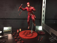 Toy Fair 2017 Mezco One:12 Collective Marvel Comics Daredevil