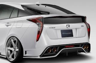 2018 Toyota Prius V Exterior Concept
