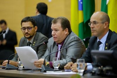 Deputados pedem que bancada federal viabilize recursos para obras de drenagem e asfalto em Guajará-Mirim