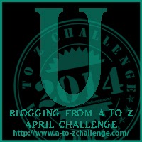 U is for Uncertain (#AtoZChallenge)