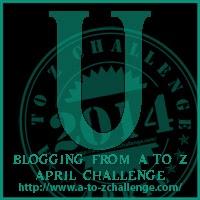 #atozchallenge archanaonline.com alphabet U