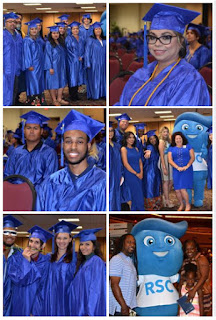 collage of grad images