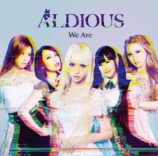 "Το ep των Aldious ""We Are"""