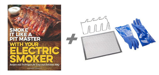 Smoke It Like a Pit Master with Your Electric Smoker by Wendy O'Neal + Masterbuilt Smoker & Grill Accessory Kit