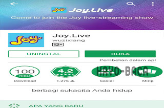 Download Aplikasi Joy Live