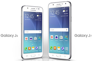 Perbandingan Samsung Galaxy J7 vs J5