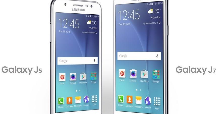 Samsung Galaxy J7 2015 Vs J5 Harga Dan Spesifikasi