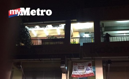 Insiden ngeri bedarah dalam hotel bajet
