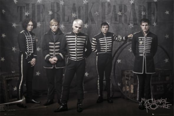 Laura's Exam Blog: Postmodern Artists: My Chemical Romance