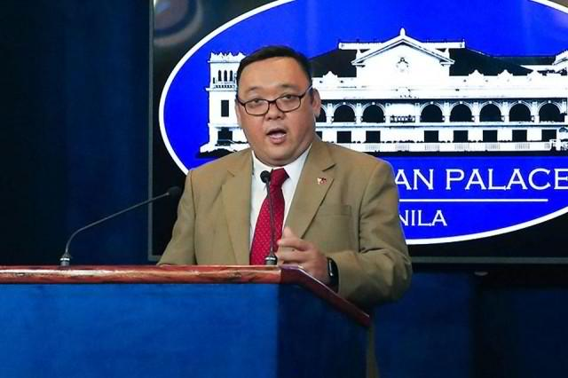 "Harry Roque to Duterte supporters  | ""Move on"" na tayo sa Revolutionary Government."